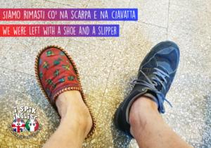 scarpa e ciavatta